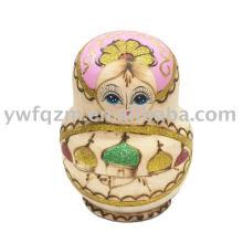 Muñeca Matryoshka de madera