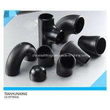 Raccords de tuyaux en soudure en acier au carbone simplifié ASTM ANSI