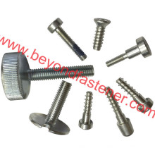 Screw Special Bolts Shoulder Screw Knurling Screw Knurling Bolts Bigger Head Screw Cup Head Screw