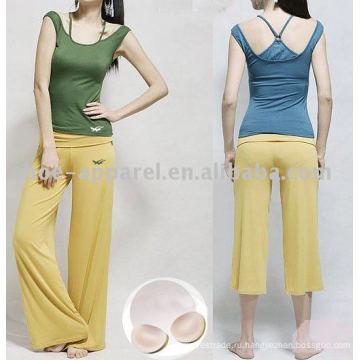 Название бренда 2013 дешевые женщин йога фитнес износа