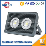 aluminium case for led floodlight 100w outdoor, led flood light sport court light