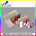 Fashional saco de presente de papel de Natal com alça