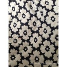 Doppelseitiger Jacquard-Strick aus Spandex-Baumwolle