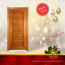 Piel de la puerta de chapa de madera de Navidad promoción