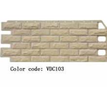 Panneau de mur de brique de Faux (1) (VD100101)