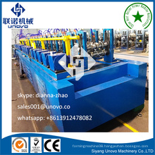 vineyard trellis roll forming machine light guage steel frame