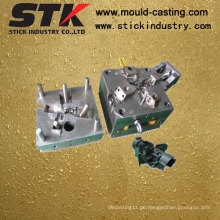 Hochpräzisions-Zink & Aluminium-Metall-Druckguss / Stanzform