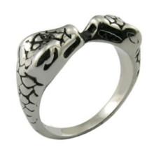 Горячие продажи моды животных Змея кольцо