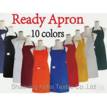 Kefei OEM promotional kitchen waiter apron with pockets thai restaurant uniform apron