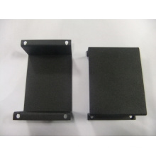 PCB and USB Assy with Black Powder Painting