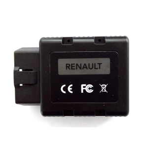 Renault-COM mit Bluetooth Diagnosetools