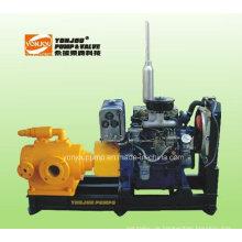 Lq3g Diesel Motor angetriebene Drei Schraubenpumpe