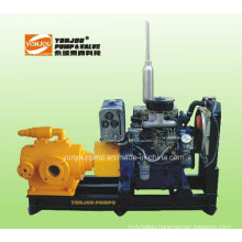 Lq3g Diesel Engine Driven Three Screw Pump