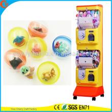 Brinquedos de cápsulas plásticas de alta qualidade e venda de alta qualidade