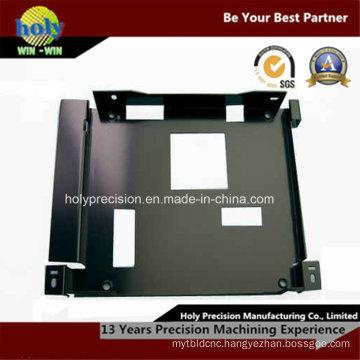 Aluminum Base Panel CNC Punching Part