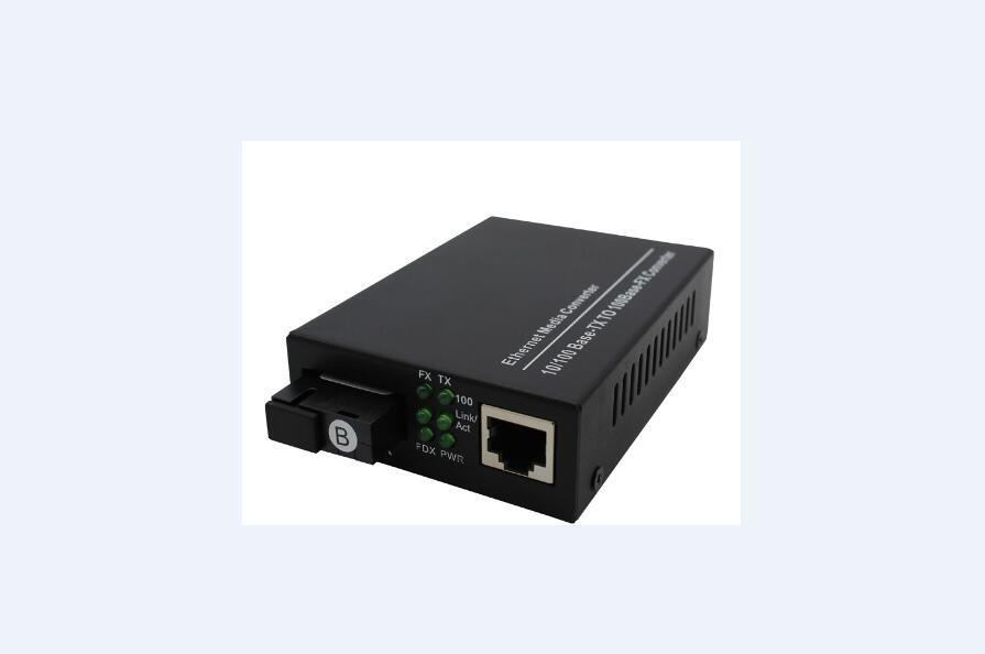 Single To Multimode Fiber Converter1