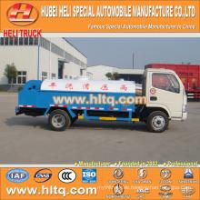 DONGFENG 4x2 LHD / RHD 4000L Hochdruck-Kanal-Spül-Fahrzeug 95hp Motor billig Preis