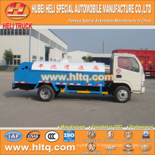 DONGFENG 4x2 LHD / RHD 4000L moteur à chasse d'eau à haute pression moteur 95hp à bas prix