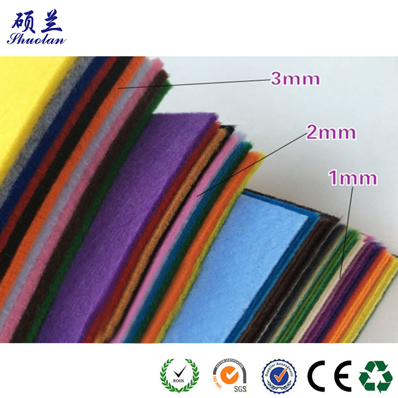 Good Quality Polyester Felt Fabric