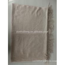 Xaile de cashmere elegante de alta qualidade