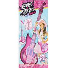Девушка-гитара и микрофонный костюм