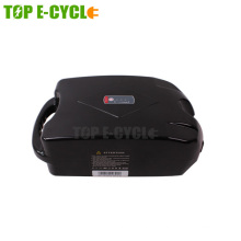 TOP good quality 36v10.4ah Seat tube lithium battery for electric bicycle