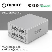 """3.5"""" Hard Disk case , ORICO 3529SUS3-C"""