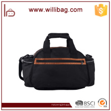Functional Vintage Weekender Travel Duffel Polyester Luggage Bag