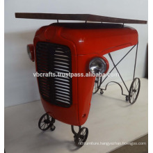 Tractor Bar Table