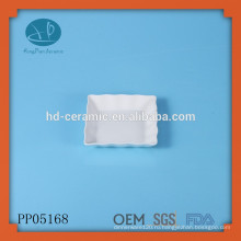 Керамическая квадратная волна сформированная служя плита, квадрат плиты квадрата волны