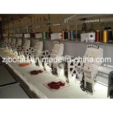 Automitic компьютер операции горячей продажи нового единого блесток & полотенце машина для экспорта цена CE, SGS, ISO9001