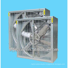Poultry House Ventilation and Cooling Fan
