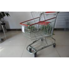 American Style Shopping Supermarkt Einkaufswagen Trolley