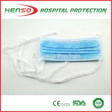 HENSO 3ply Nurse Nonwoven Face Mask