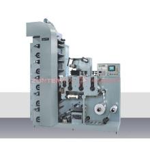 Label Flexo Druckmaschine (LRY-330/450)