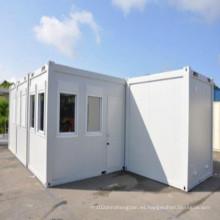 Casa portátil para las necesidades de alojamiento