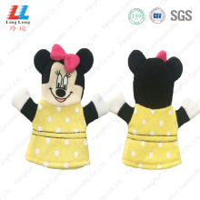 Cute disney animal bath gloves