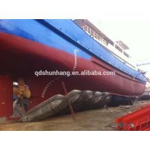 Catamaran de puissance marine airbag de navire de levage