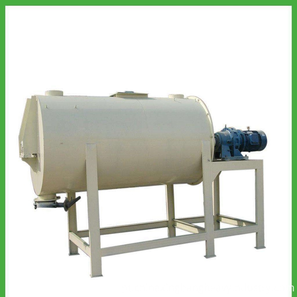 Magnesite mixer machine
