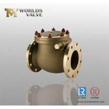 ANSI Flanged Bronze Check Valve
