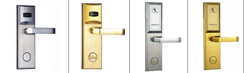 Smart Hotel Door Lock