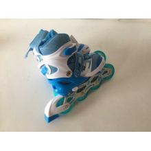 Children Sports Blue Inline Skate