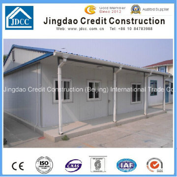 The Movable Prefabricated House