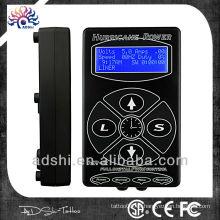 ¡¡Gran venta!! Alta qulity máquina de tatuaje uso de fuente de alimentación, HP-2 con pedal