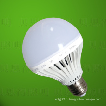 5W пластиковый корпус светодиодные лампы свет