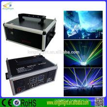 Projetor das luzes de Natal da animação do laser da cor cheia do laser