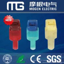Favoris Comparer Blue scotch lock connecteurs rapides d'épissure bornes électriques à sertir
