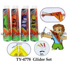 Lustige Segelflugzeug Set Spielzeug für Kinder