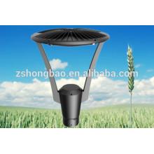 IP66 lâmpada de jardim 110Lm / w BridgeLux chips luzes de jardim LED com driver meanwell / iluminação LED ao ar livre