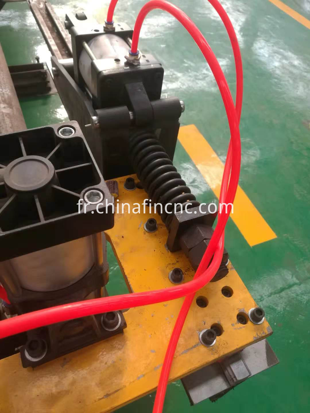 Automatic Angle Punching Line Machine